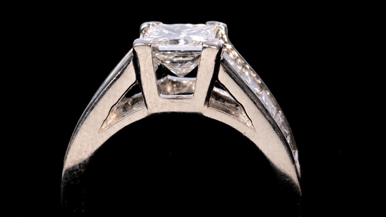 Brief History of Diamond Engagement Rings