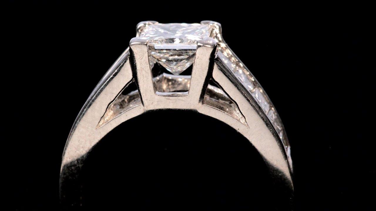 Brief History Of Diamond Engagement Rings  Diamond Rings