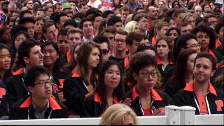 Princeton University Class Day 2018 - Brandon McGhee