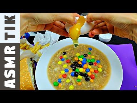 Eating FAST KLUNATIK COMPILATION ASMR eating sounds no talk