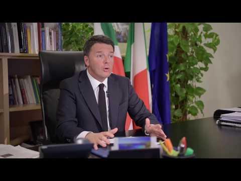 Il commento di Matteo Renzi ai risultati elettorali