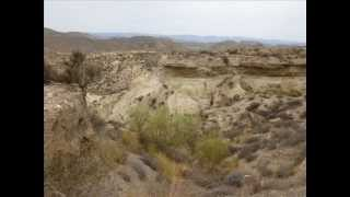 Peter Gabriel - A different drum (desierto de tabernas).wmv
