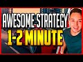 1 Minute Binary Options Strategy You Can Trust To Make You Money