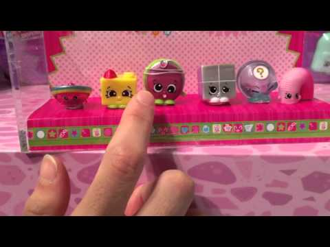 Season 5 Shopkins Limited Edition Collection