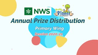 Annual Prize Distribution, Primary Wing, Session 2020-21