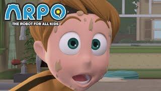ARPO The Robot For All Kids - Master of Household-Fu | Full Episode | Cartoon for Kids