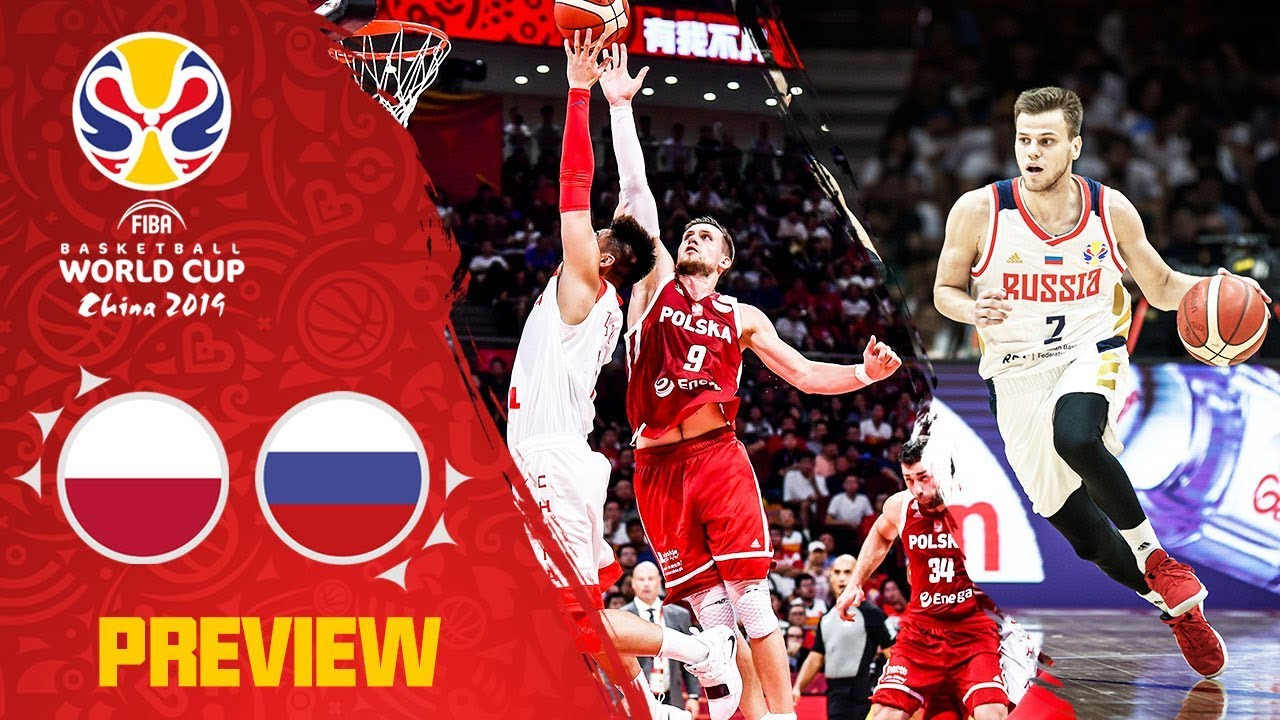 new product 17d7c b8f64 Poland v Russia PREVIEW - Best Plays of each team so far - FIBA Basketball  World Cup 2019