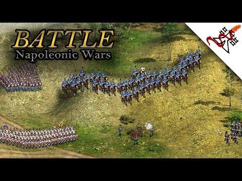 Cossacks 2: Napoleonic Wars - WAGRAM | Battle  [VERY HARD/1080p/HD] |