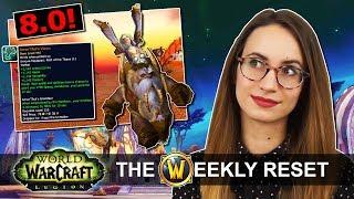 Equip THREE Legendaries in 7.3.2! New Titan Trinkets Explained: World Of Warcraft Legion News
