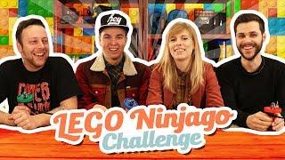 LEGO NINJAGO CHALLENGE!