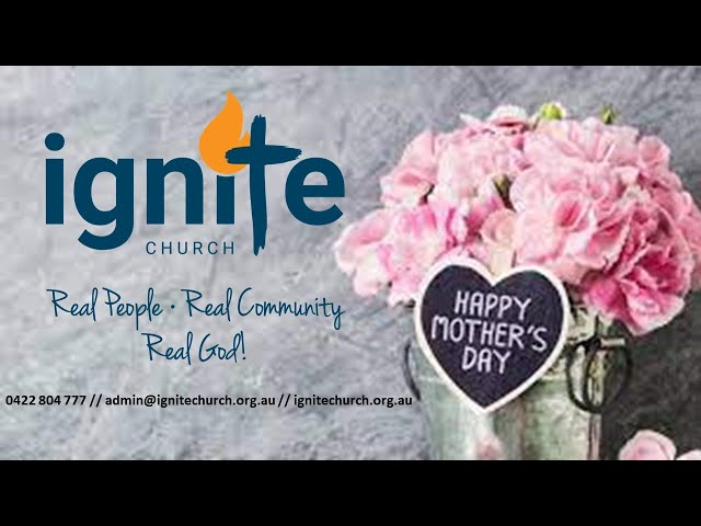 Ps Darin Browne - Mothers Day 2021