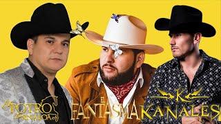EL FANTASMA, KANALES, EL POTRO DE SINALOA CORRIDOS VIEJITOS [MIX 2019]