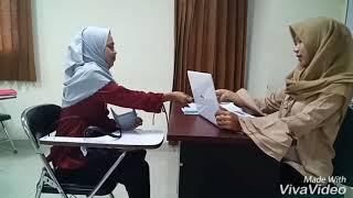 THE CONVERSATION GUEST AND RECEPTIONIST 5B (HOTEL MANAGEMENT)