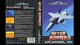 After Burner II -- Sega Megadrive/Genesis - (Full Game) Longplay [016]