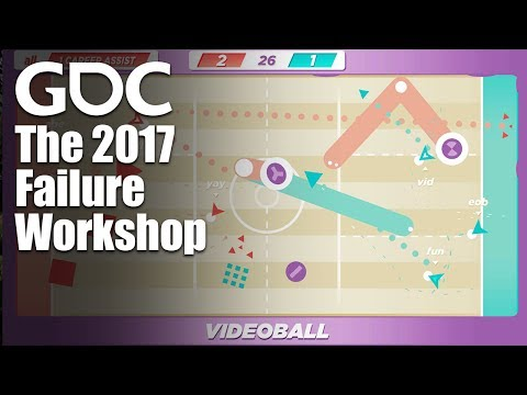 The 2017 Failure Workshop