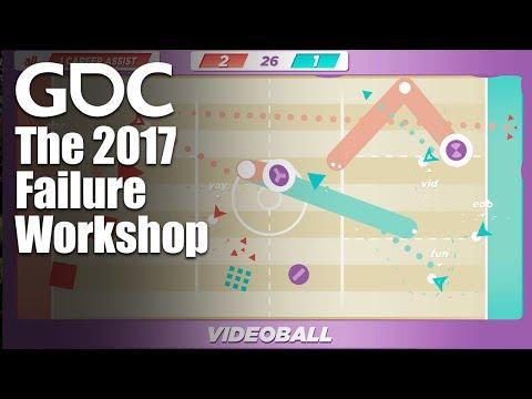 The 2017 Failure Workshop