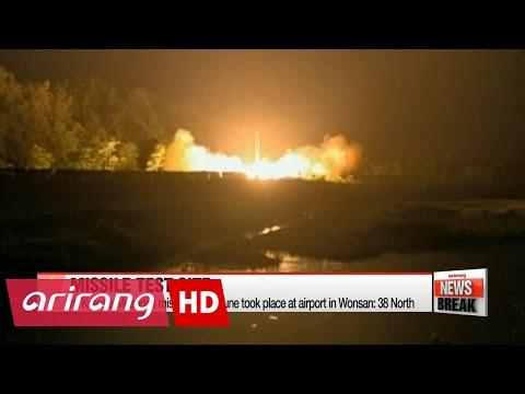 N. Korea's Musudan missile test took place at Kalma Airport in Wonsan : 38 North