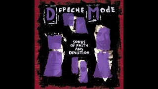 Depeche Mode '' Walking In My Shoes '' Re-creation ( UPDATED AUDIO )