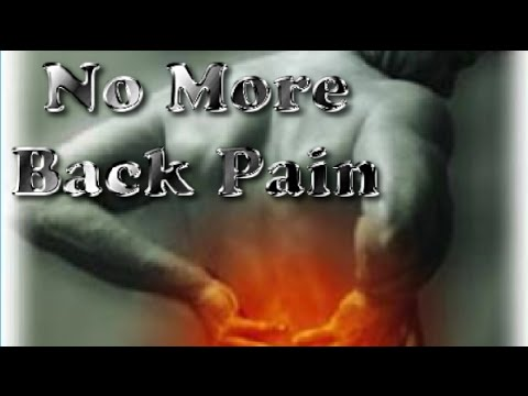 Heal Back Pain With A Raw Vegan Lifestyle