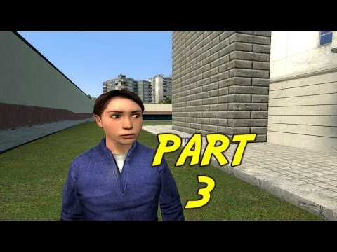 The FGN Crew Plays: Garry's Mod Part 3 - Murder FAIL (PC)