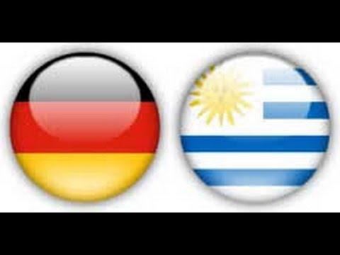 Friendly 2011    Germany  v   Uruguay