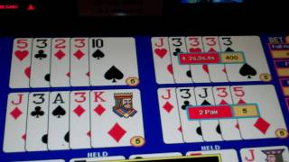 video poker 4 of a kind