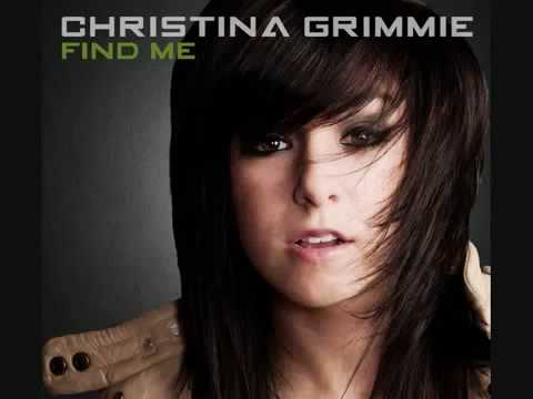 Unforgivable - Christina Grimmie - Find Me