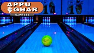 Appu Ghar Express   Bowling pool Arcade Games   Gip Mall Noida   Gaming and Entertainment Centre NCR