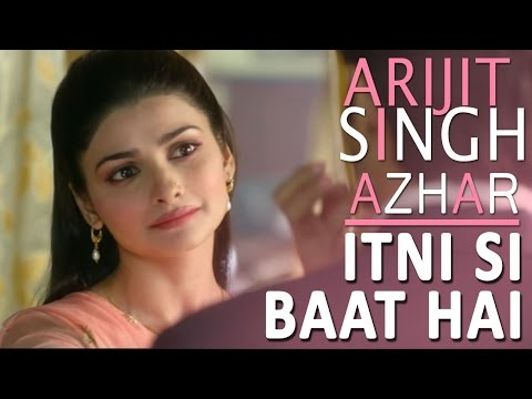 """Itni Si Baat Hain "" Full Song Lyrical Video 