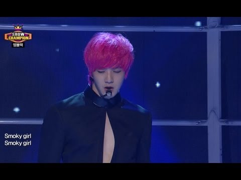 MBLAQ - Smoky Girl, 엠블랙 - 스모키 걸, Show champion 20130612