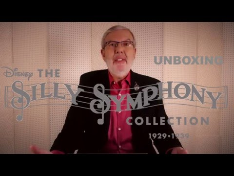 The Silly Symphony Collection Unboxing featuring Leonard Maltin
