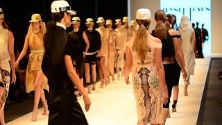 Zeynep Tosun // Istanbul Fashion Week 2012 Backstage // Toni&Guy Video