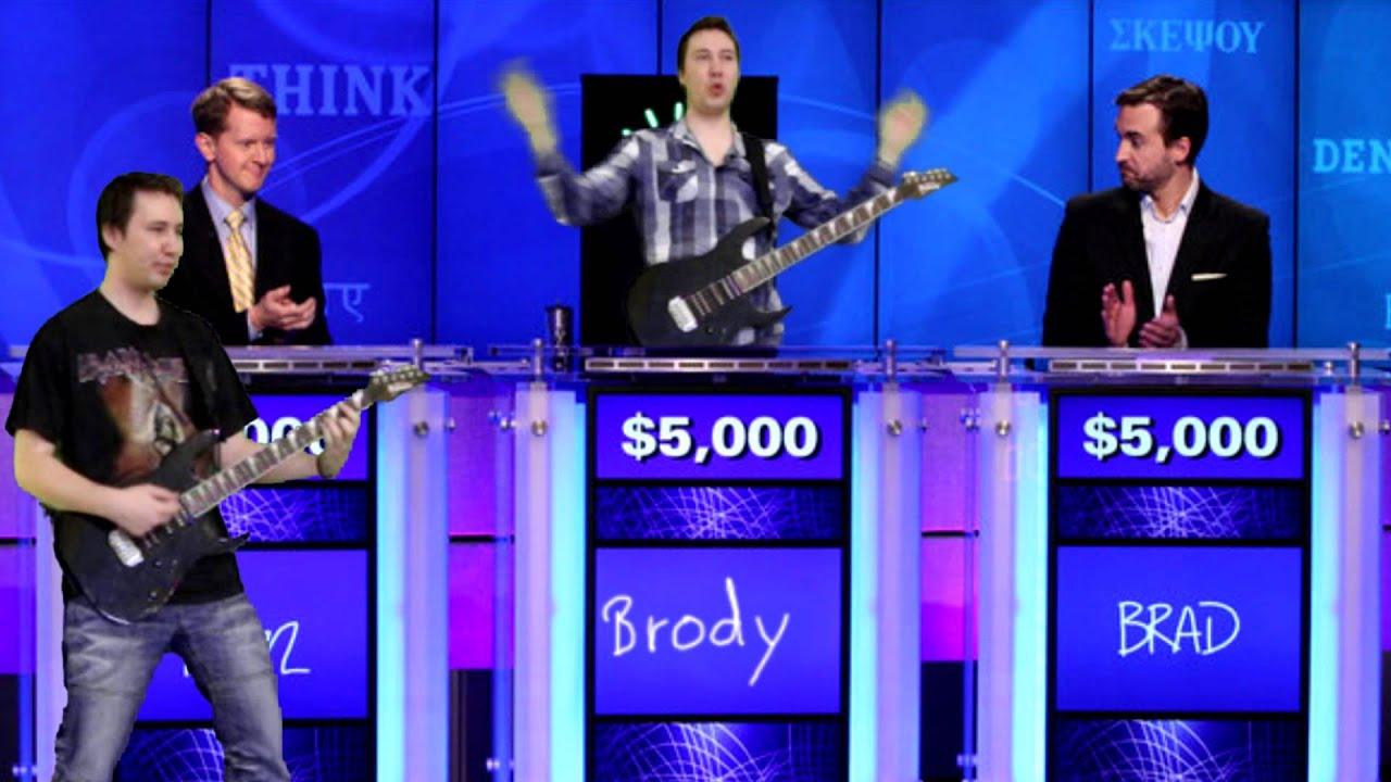 Jeopardy Theme - TV Theme - MP3 instrumental karaoke