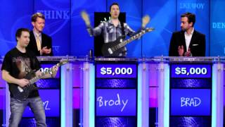 Jeopardy Theme - Rock Cover