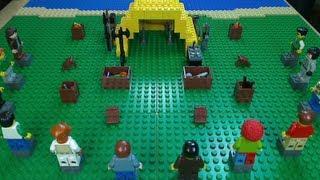 LEGO Hunger Games