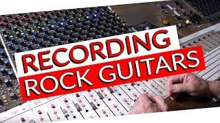 Recording Rock Guitars With Bradley Cook - Warren Huart: Produce Like A Pro