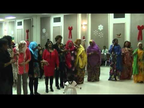 Ethiopian party Ottawa 29/12/2012