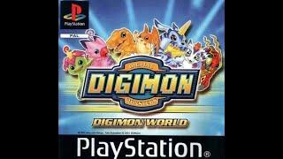 Digimon World gameplay Cap19:Reclutando a Penguimon y Angemon