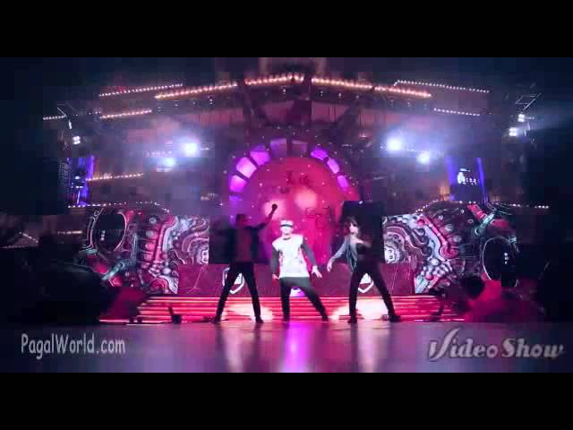 2014- Honey singh live on stage with MJ-5 PERFORMING IN Dance to the beat Exclusive Travel Video