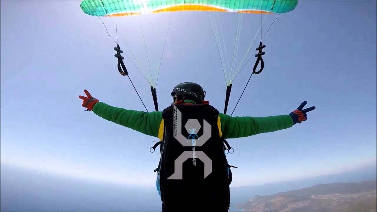 THE BEST PARAGLIDING 3