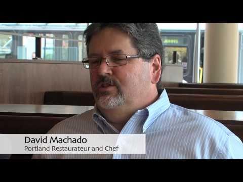 David Machado, Portland restaurateur, talks about the Oregon Convention Center