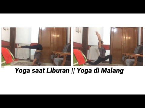 Yoga Di Malang Youtube
