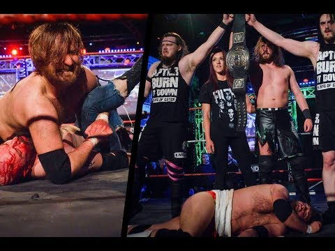 DCT's incredible night at ICW