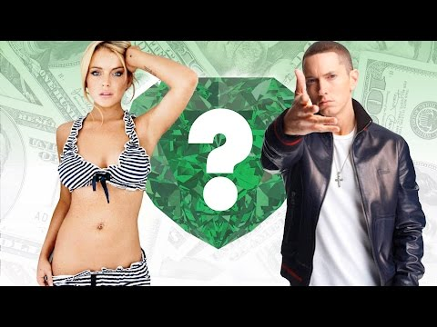 WHO'S RICHER? - Lindsay Lohan or Eminem? - Net Worth Revealed!
