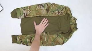"""Видео обзор рубашки под бронежилет ACU MTP от """"Chameleon""""."""