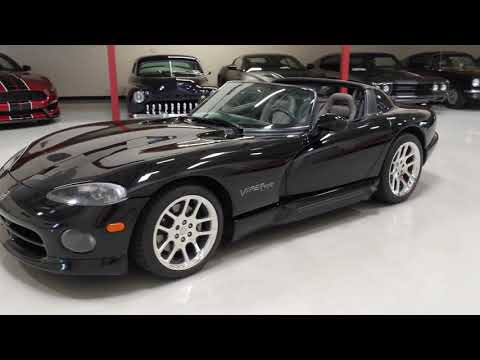 1994 Dodge Viper RT/10 For Sale at GT Auto Lounge