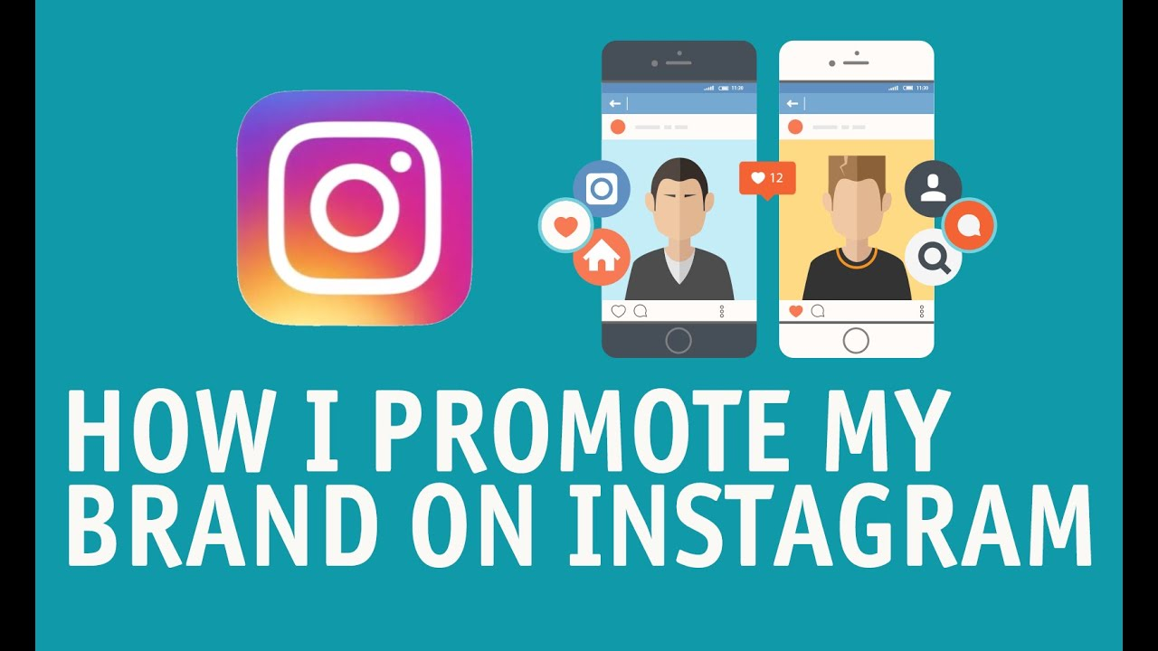 How to promote Instagram