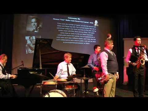 """LONESOME ME"": HOLLAND-COOTS JAZZ QUINTET (Joplin Ragtime Fest, May 31, 2018)"