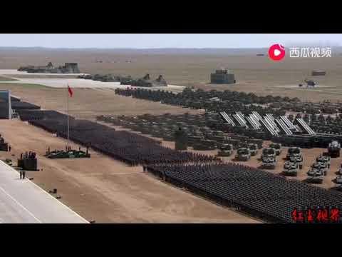 中国人民解放军暴力火力打击震撼混剪『一』