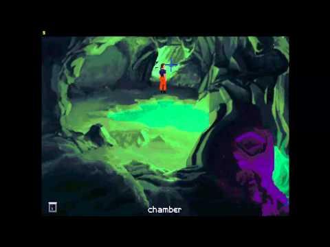 The Dig game, HD movie-like walkthrough